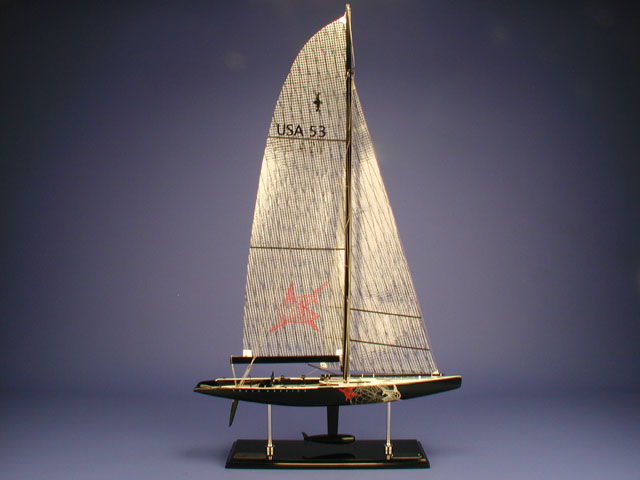 Young America Ship Model