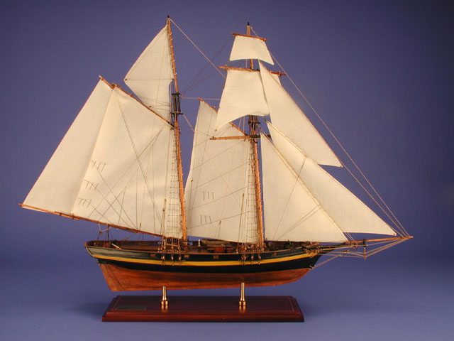 Pride of Baltimore Ship Model
