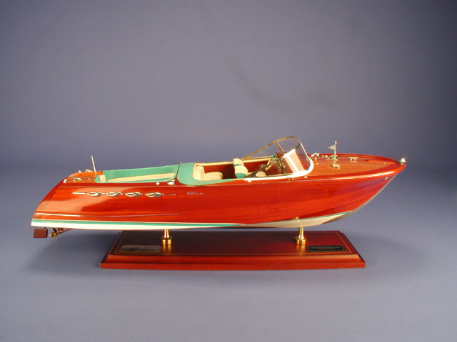 Riva Super Aquarama Boat Model